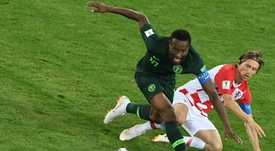 John Obi Mikel has not played for Nigeria since the 2018 World Cup.