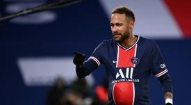 Le onze de légende du PSG de Neymar. AFP