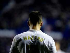 Hazard praised by Hugo Gatti. AFP
