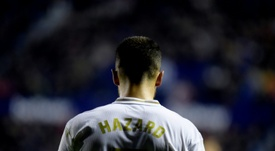 Hazard will have an operation. AFP