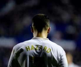Hazard praised by Hugo Gatti. AFP