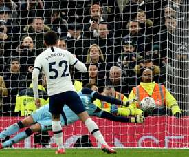 Parrot will miss the Premier League restart. AFP