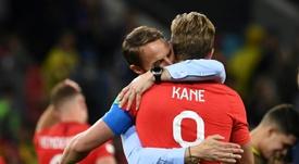 Kane podría tener un premio hermoso esperándole en Londres. AFP/Archivo