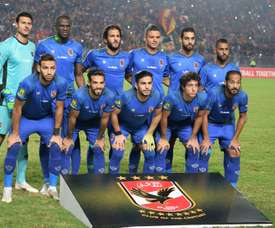 Nine-goal Ahly equal CAF Champions League record
