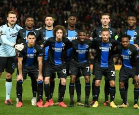 Belgian league agrees to declare season finished due to coronavirus pandemic. AFP