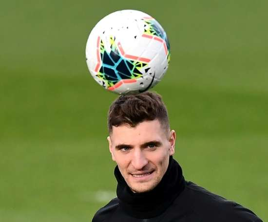 Thomas Meunier is one of two players Dortmund are reportedly going to sign. AFP