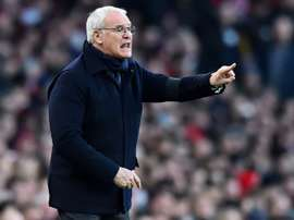 Ranieri will not leave Sampdoria. AFP