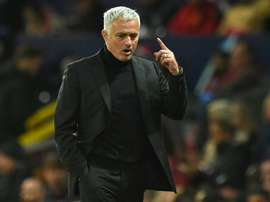 Jose Mourinho has lashed out at the player's national teams. AFP
