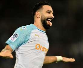 Rami scored the decider. AFP