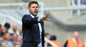 Pochettino urged his side to show that they are winners. AFP