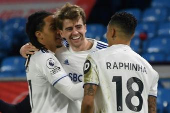 El Leeds selló su permanencia con un triunfo por la mínima. AFP/Archivo