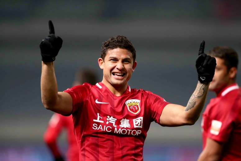 Brazil-born history-maker vows to take China to World Cup. AFP