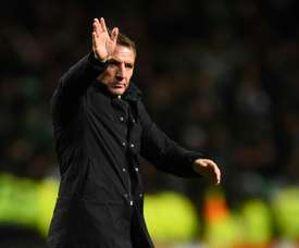 Rodgers is keen for the young player to stay and develop at Celtic. AFP
