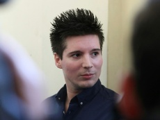 Rui Pinto is facing extradition back to Portugal. AFP