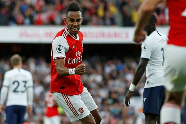 Arsenal fight back to salvage point against Spurs. AFP