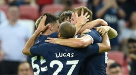 Kane s'est inspiré de Rooney et Beckham. AFP