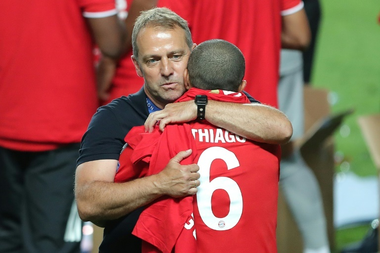 Uli Hoeness isn't happy with Bayern's treatment. AFP