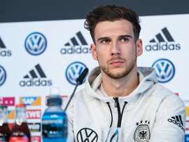 Goretzka has condemned the racist abuse. AFP