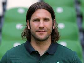 Torsten Frings, seen in July 2016, will replace as Darmstadts coach interim boss Roman Berndroth who was put in charge following the dismissal of Norbert Meier this month