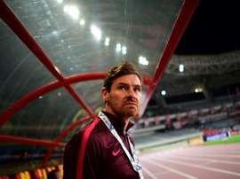 Villas Boas will earn a massive salary at Marseille. AFP/Archivo