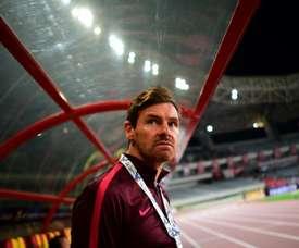 Wolfsburg pense à Villas-Boas. AFP