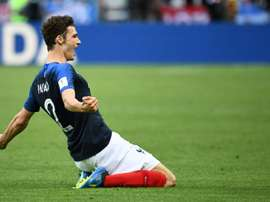 I destini incrociati di Pavard e Boateng. AFP