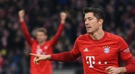 Le Bayern applique son tarif contre le Borussia. AFP