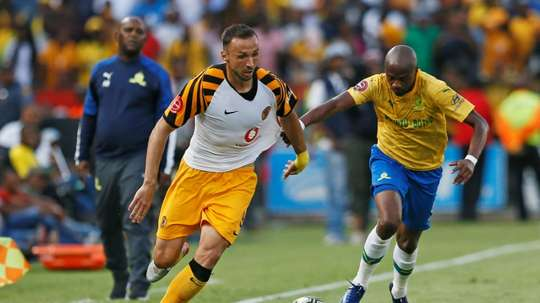 Serb Nurkovic strikes twice to give Kaizer Chiefs five-point lead