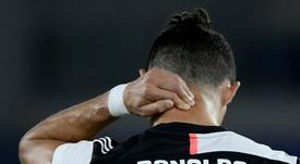 Record negativo per Ronaldo. AFP