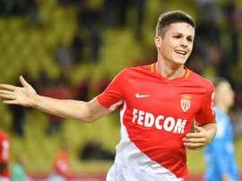 Southampton aurait fait une offre pour le joueur de Monaco. AFP