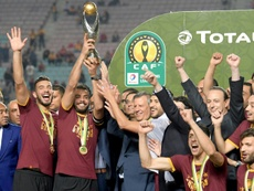 Esperance declared African champions after legal battle. AFP
