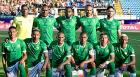 Madagascar's players have the longest surnames in African football. AFP