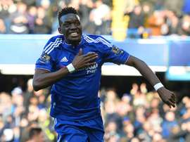 Traore says that there were no guarantees that he would get game time at Stamford Bridge. AFP