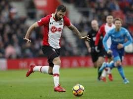 Austin is aware of the challenge Southampton face. AFP