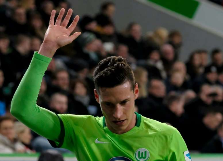 Julian Draxler had repeatedly made it crystal clear he wanted to leave Wolfsburg