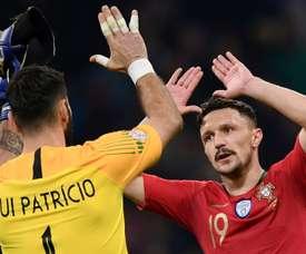 Portugal se sentirá como en casa. AFP