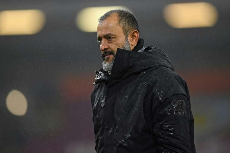 Wolves boss fears survival of the fittest if Premier League stops again. AFP