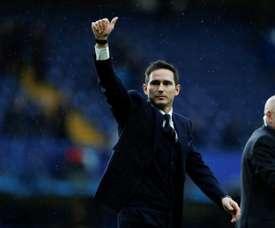 El equipo de la leyenda del Chelsea se impuso por 1-2 al Reading. AFP