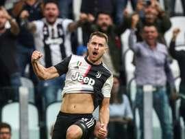 La Juventus offre due giocatori per Pogba. AFP