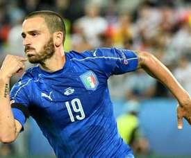 L'Italia supera la Grecia. AFP
