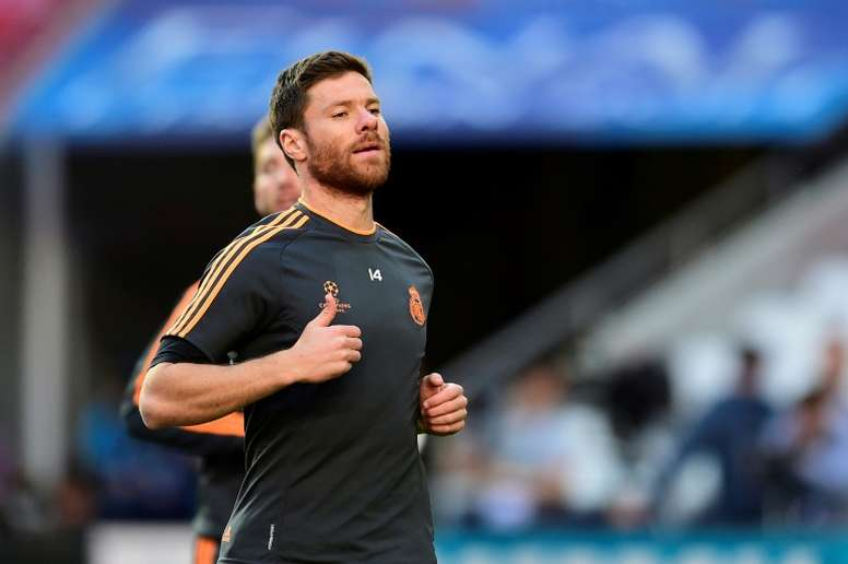 Xabi Alonso has been named in the tax avoidance charges. AFP