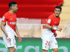 Falcao led his side to a 2-1 victory. AFP
