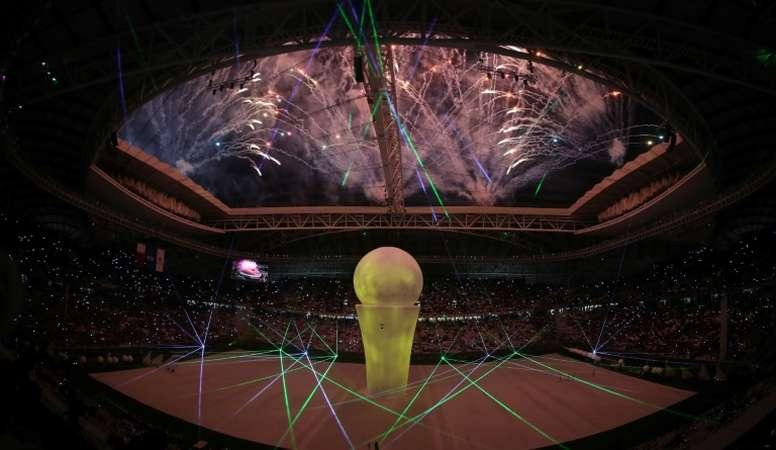 El estadio Al Janoub de Al Wakrah ha sido el segundo en inaugurarse. AFP