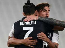 Juve thump Lecce to go seven points clear. AFP