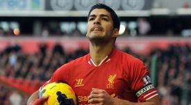 Liverpool pede perdão. AFP