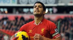 Henderson racconta il rapporto con Suarez. AFP