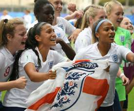 The FA are hoping to capitalise on the rise of women's football. AFP
