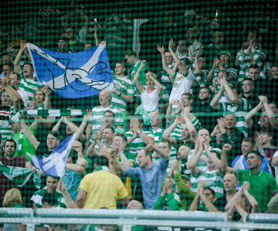 Celtic are closing in on the knockout stages. AFP