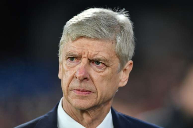 Wenger is likely to be without playmaker Mesut Ozil for the game. AFP