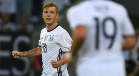 Meyer joins Cologne on free transfer after quitting Crystal Palace. AFP